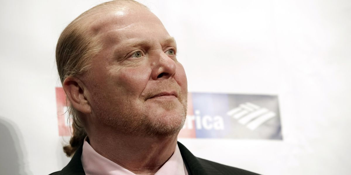 Celebrity chef Mario Batali facing assault charge in Boston