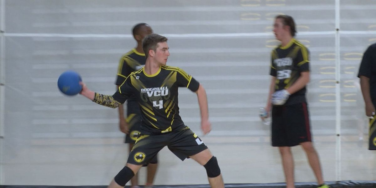 VCU hosts national dodgeball tournament