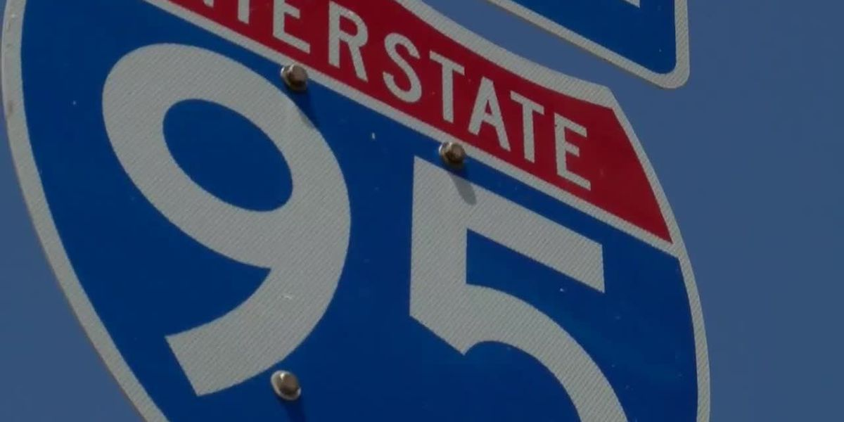 I-95 double-lane closure to go effect for repairs
