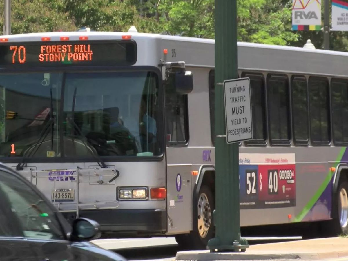 GRTC announces new amenities to bus stops