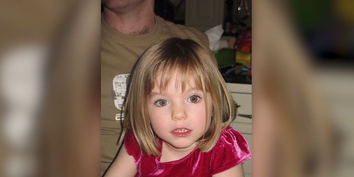 German man identified as suspect in long-running Madeleine McCann case