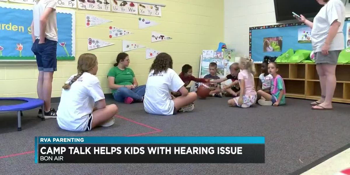 Camp serves deaf children and their parents