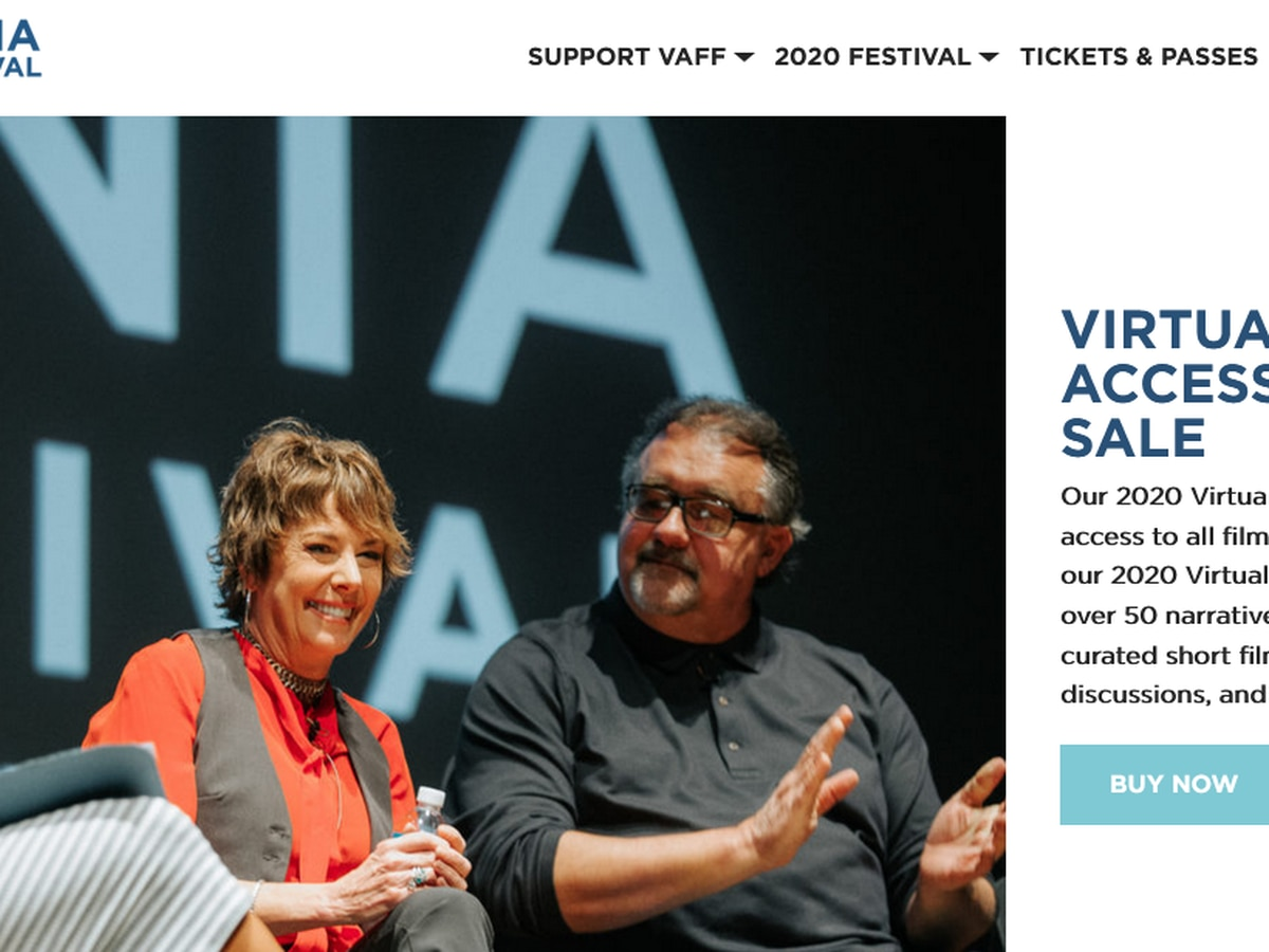 Virginia Film Festival goes virtual, offers drive-in option