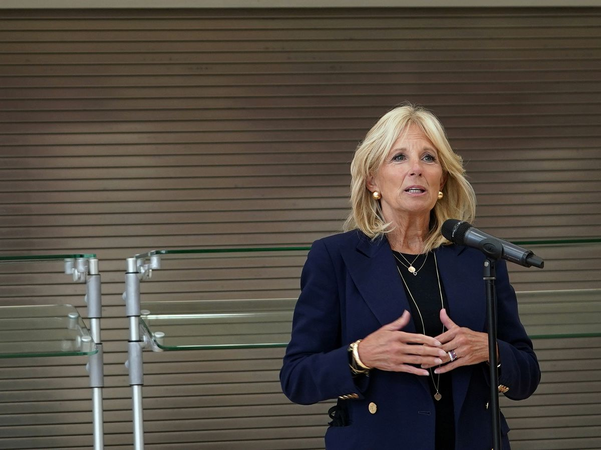 Jill Biden to visit early voting site in Richmond