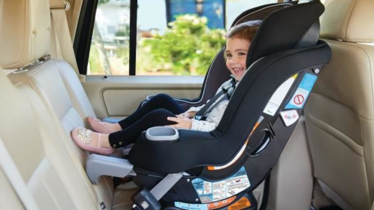 New law requiring rear-facing car seats until the age of 2 goes into effect July 1