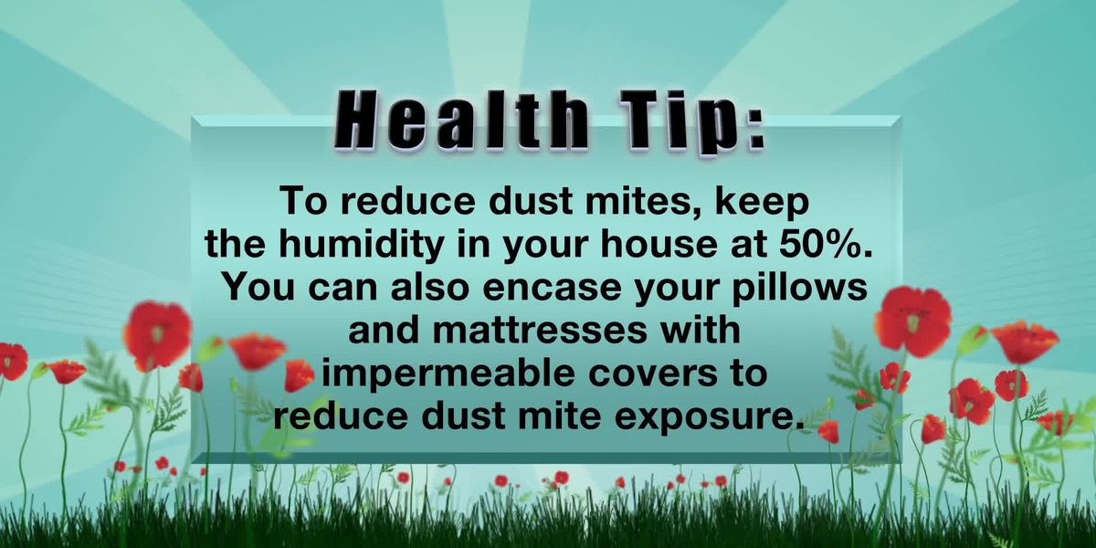 Richmond Allergy Tip #3