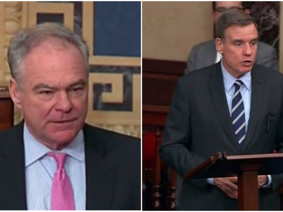 Kaine, Warner announce more than $7.7M in funding to combat human trafficking