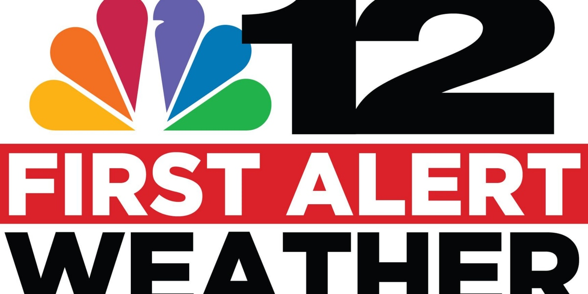 WWBT NBC12 AFTERNOON WEATHER
