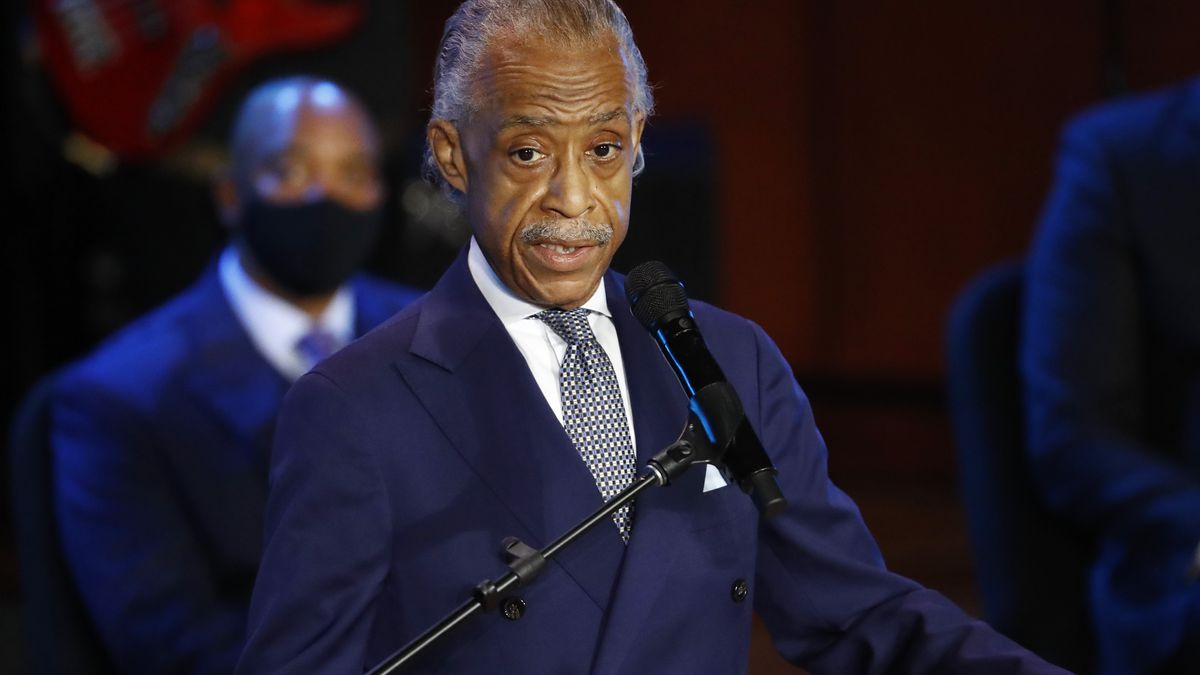 Al Sharpton announces new March on Washington