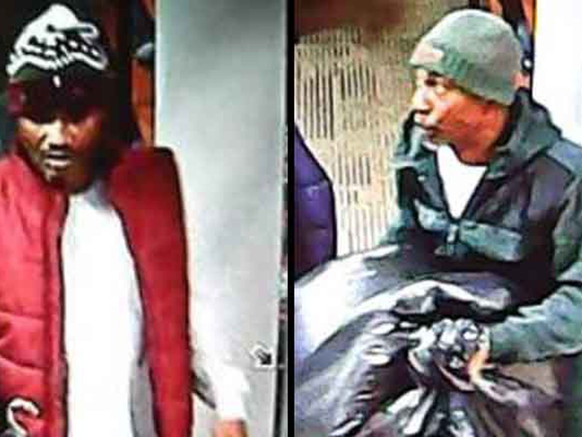 Police: 2 men steal 40 pairs of jeans from JC Penney