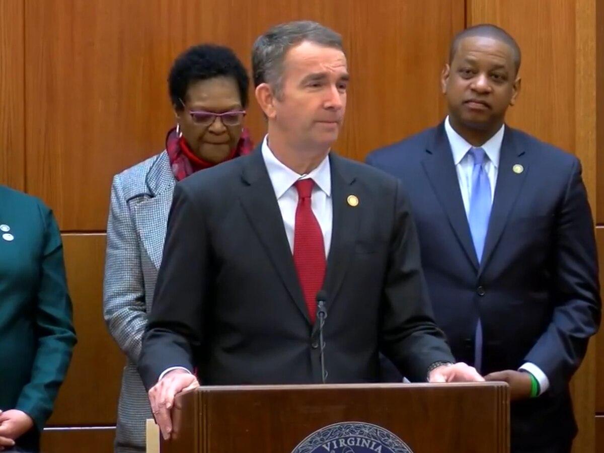 Governor Northam wants to improve driver safety, modernize transportation system