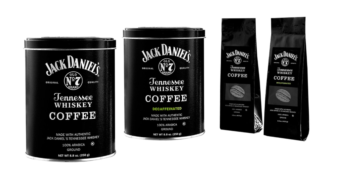 Jack Daniel's creates coffee brew that tastes like whiskey