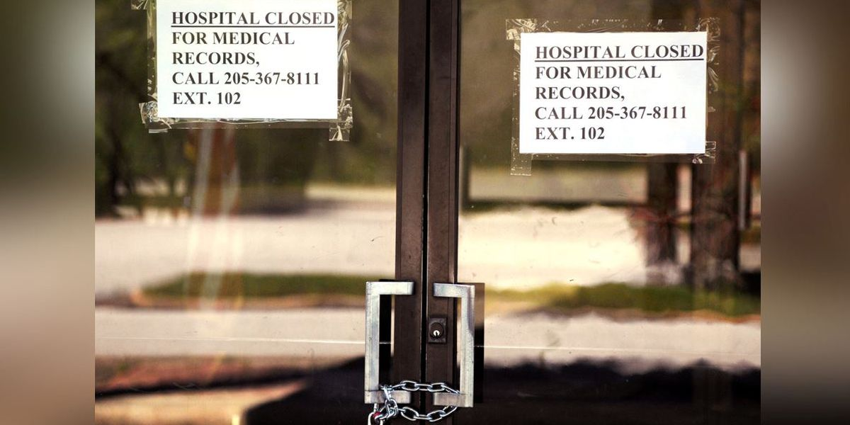 Rural areas fear spread of coronavirus as more hospitals close