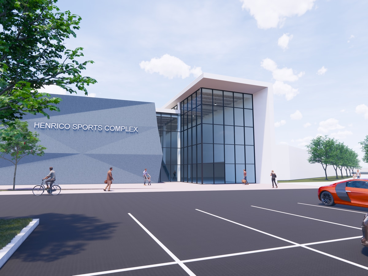 Henrico moves forward on new indoor sports facility