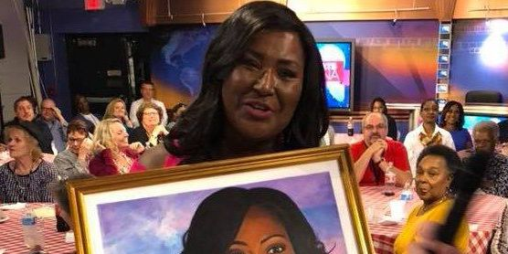 Newspaper names former NBC12 anchor Sabrina Squire as 'Person of the Year Honoree'