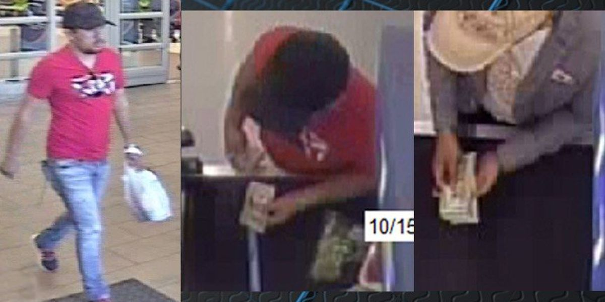 Suspects distract Walmart clerks, steal computers
