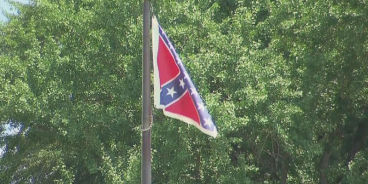 Southern Baptist Convention urges Christians to stop displaying Confederate flag