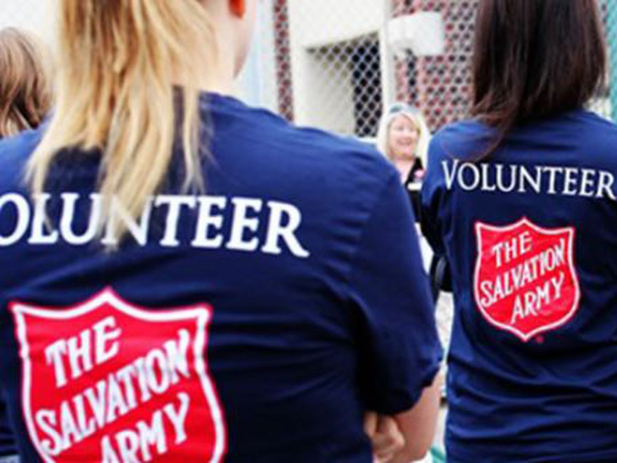 Inclement weather alters Salvation Army Christmas Distribution schedule