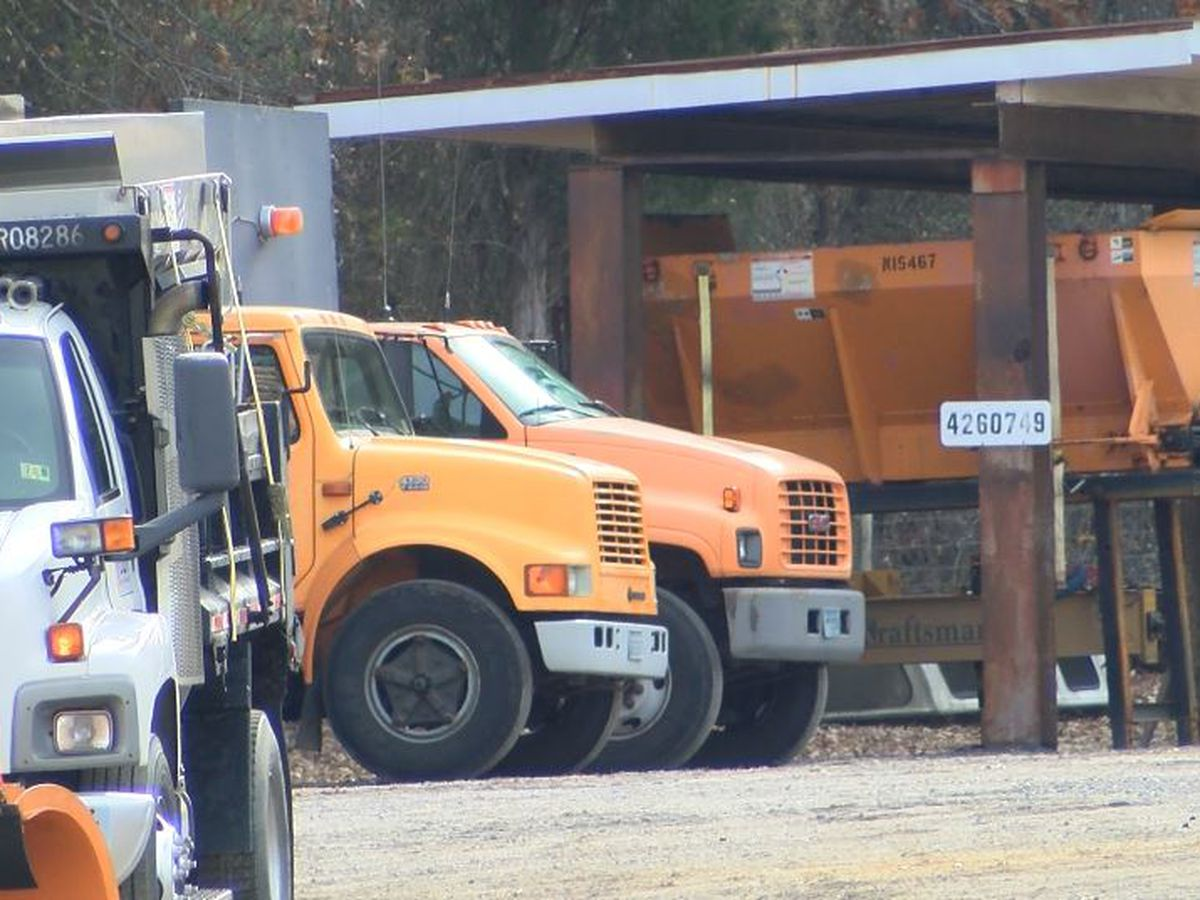 VDOT is ready for winter weather