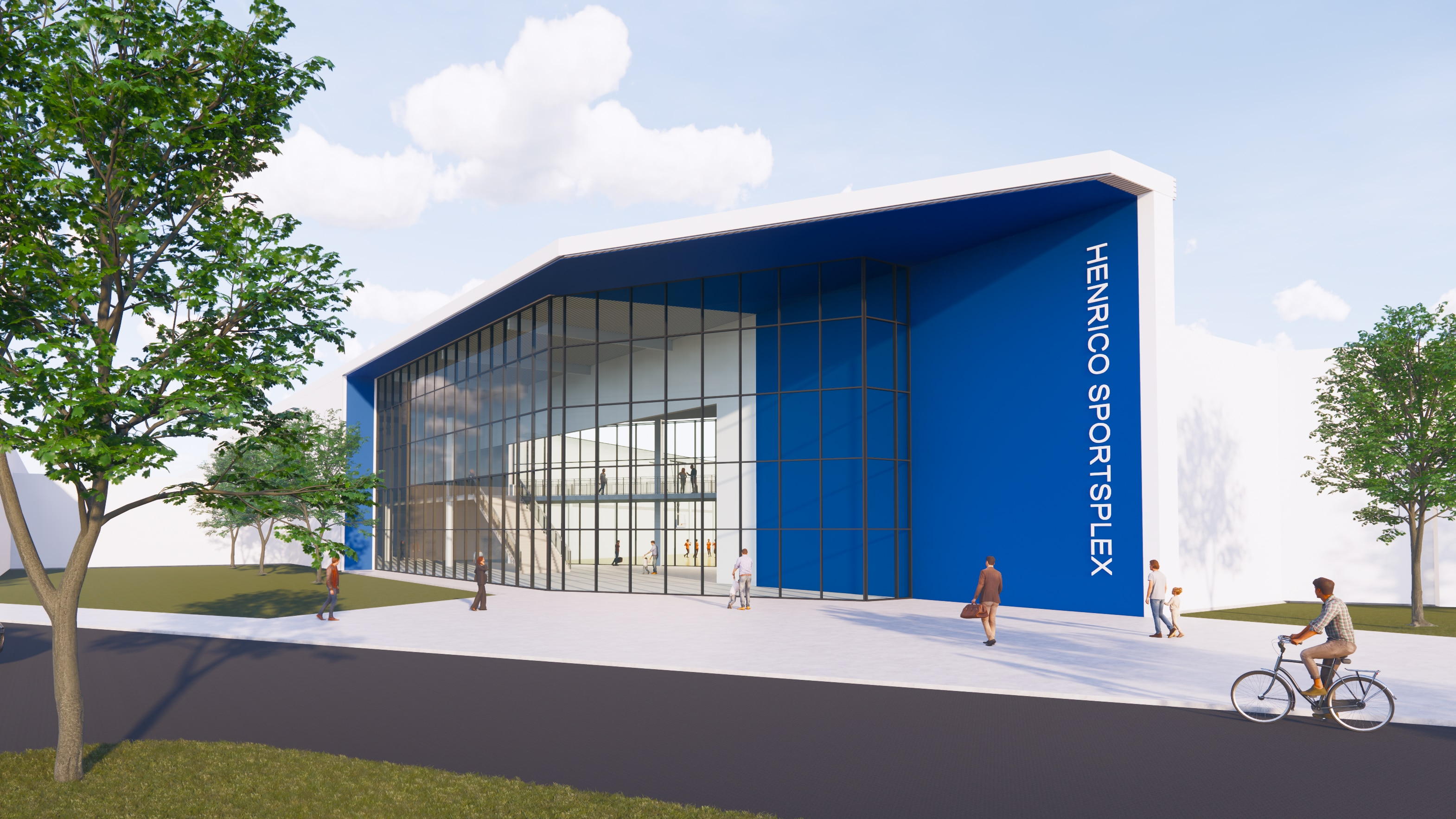 Indoor sports complex, convention center could replace Virginia Center Commons