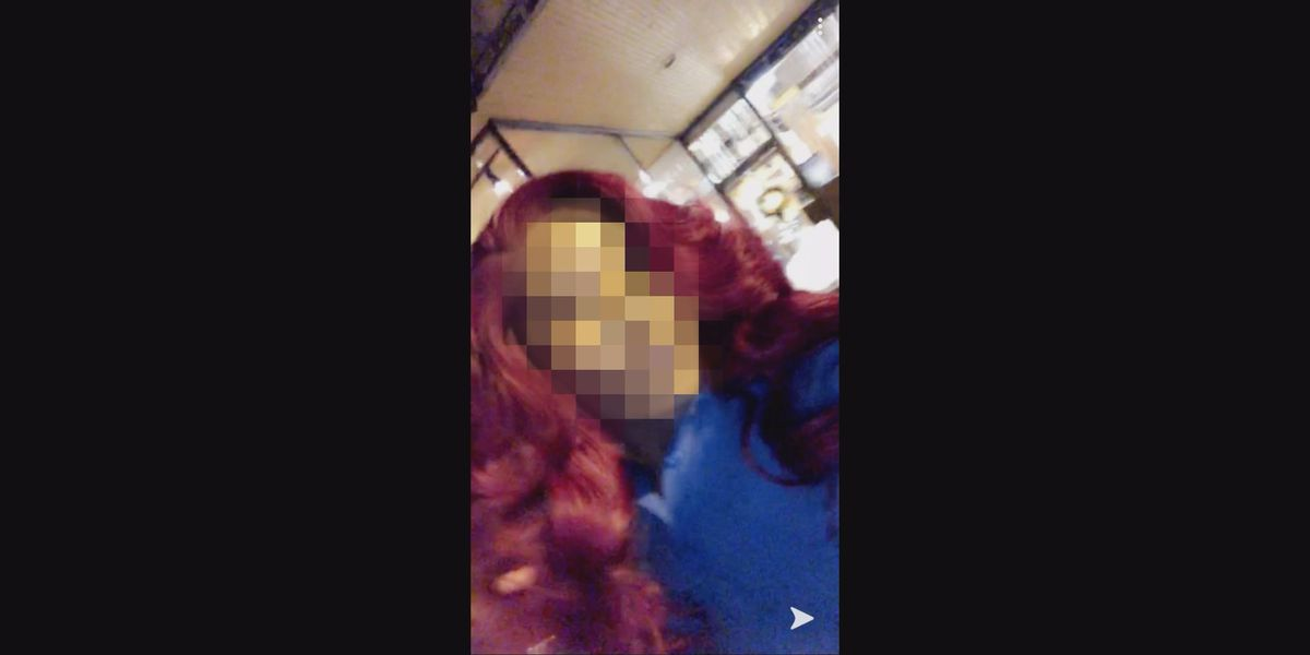 Teen sent home from job due to hair color