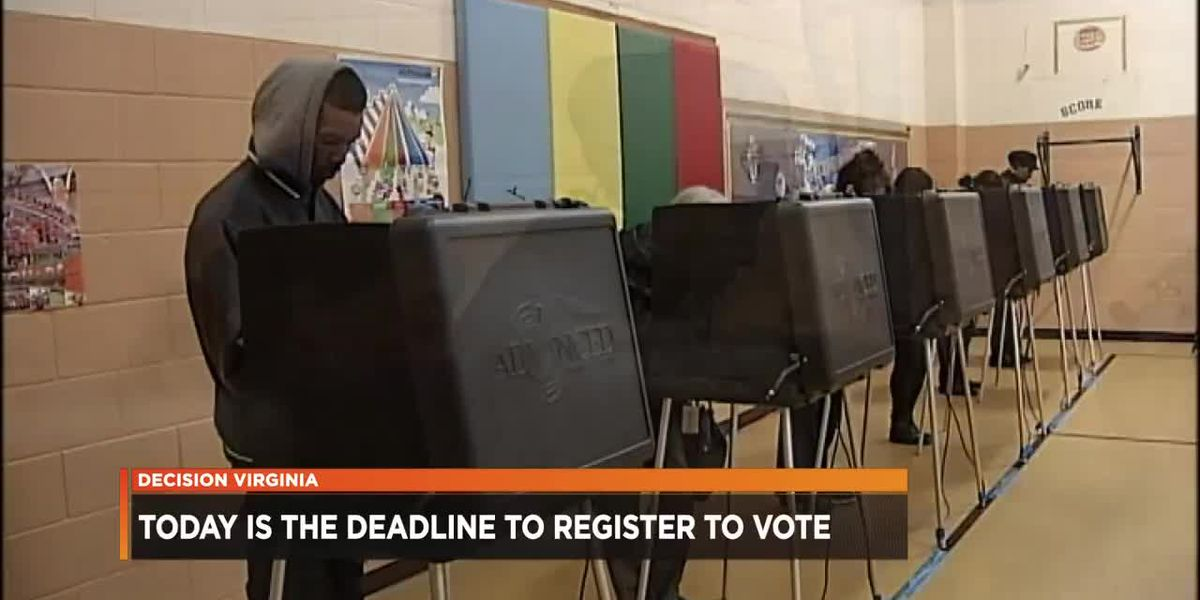 Oct. 15 last day to register to vote for midterm election
