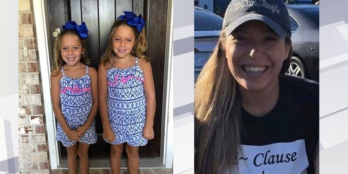 AMBER Alert issued for twin girls from Logan County