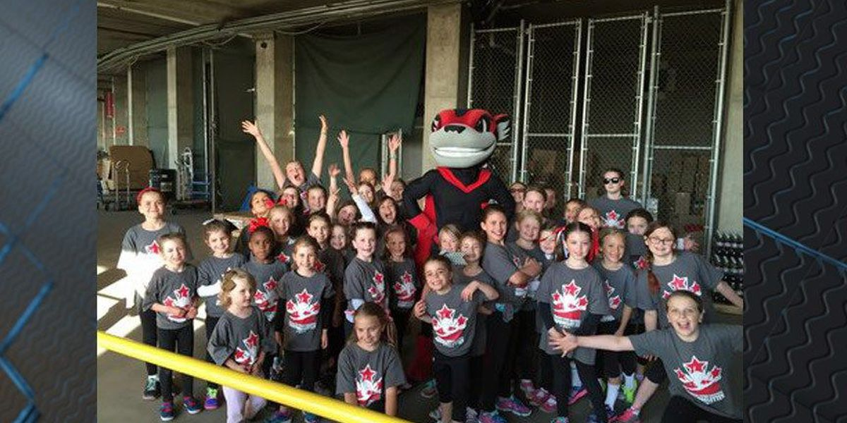RVA Parenting: Your child can be a squirellette for the Flying Squirrels