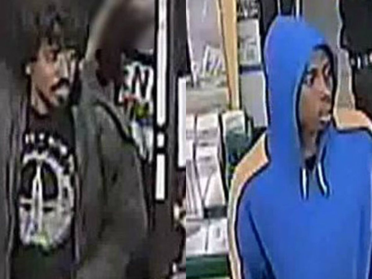 Police looking for two men in connection to Richmond robbery