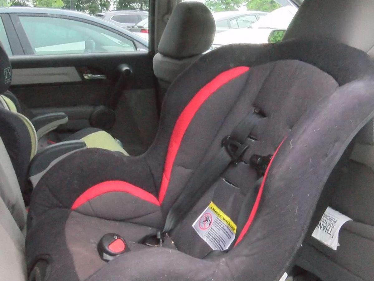New car seat laws take effect July 1