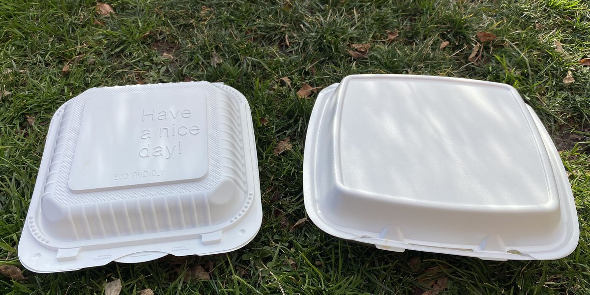 Virginia restaurants grapple with plastic foam container ban