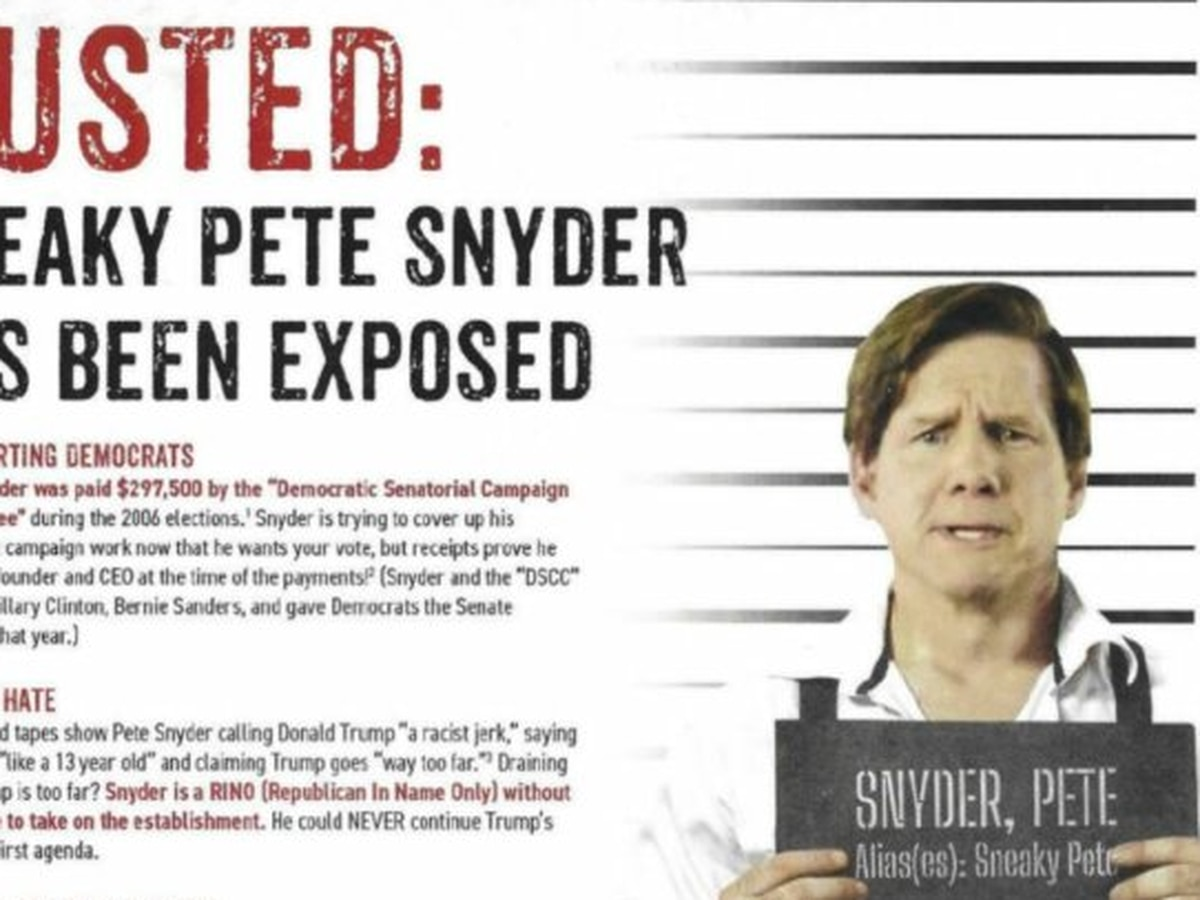 Mystery groups spend thousands trashing GOP candidates for governor