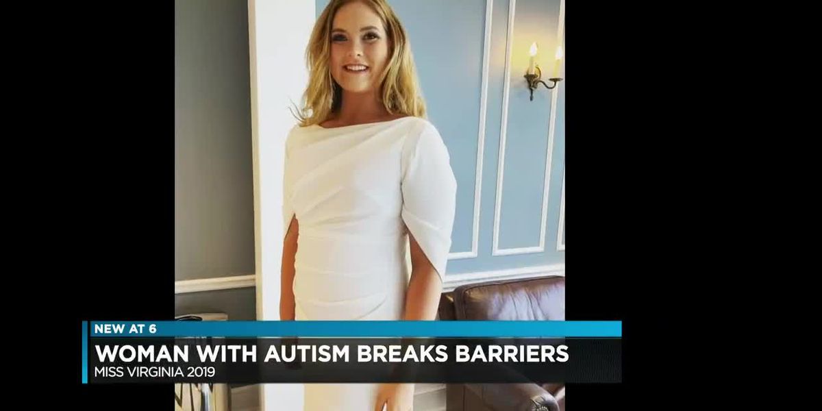 Woman with autism breaks barriers