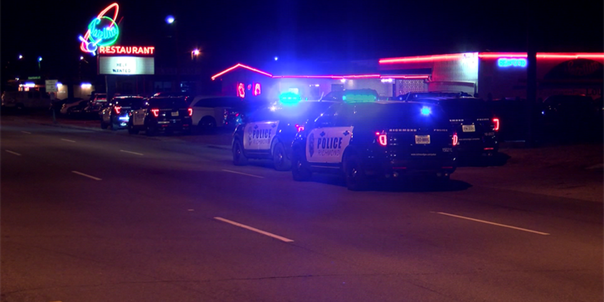 Shots fired outside of South Richmond restaurant
