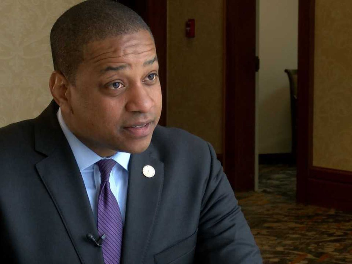 Lt. Governor Fairfax says remarks on scandal raising his profile are mischaracterized