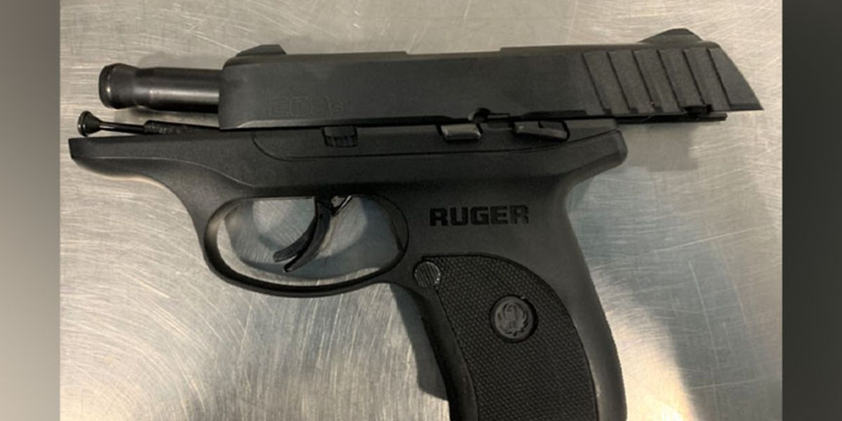 Colonial Heights woman caught with loaded gun at Reagan National Airport