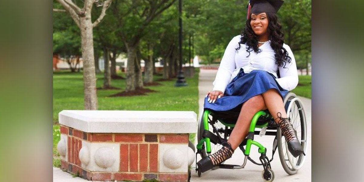 VSU student graduates with honors, defies all odds