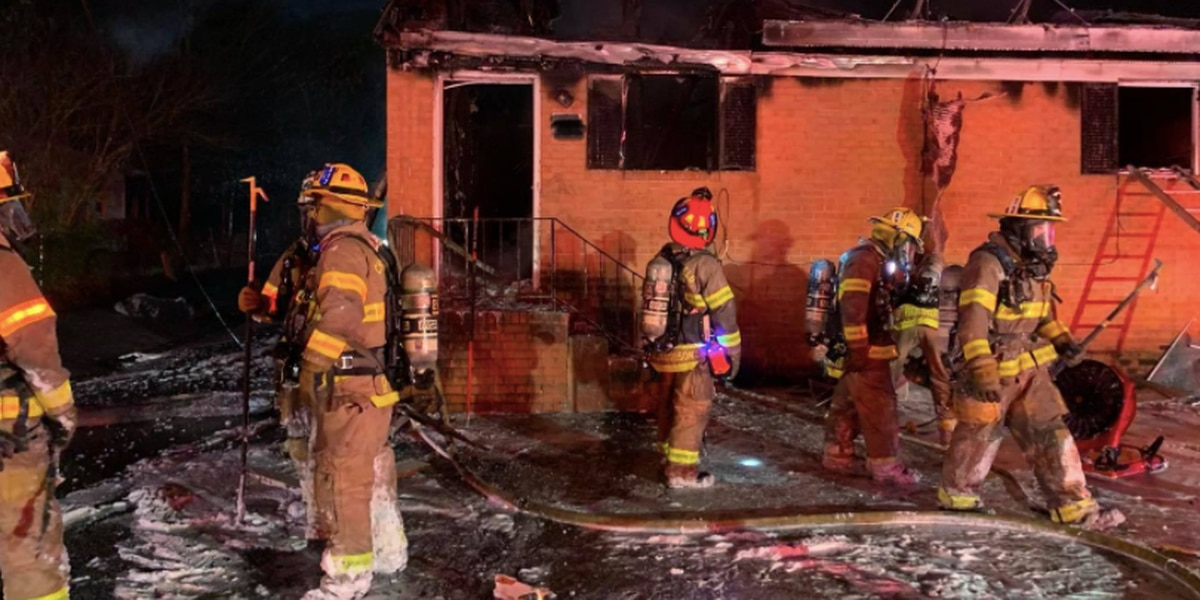 Nine displaced, 2 units damaged during Chesterfield apartment fire