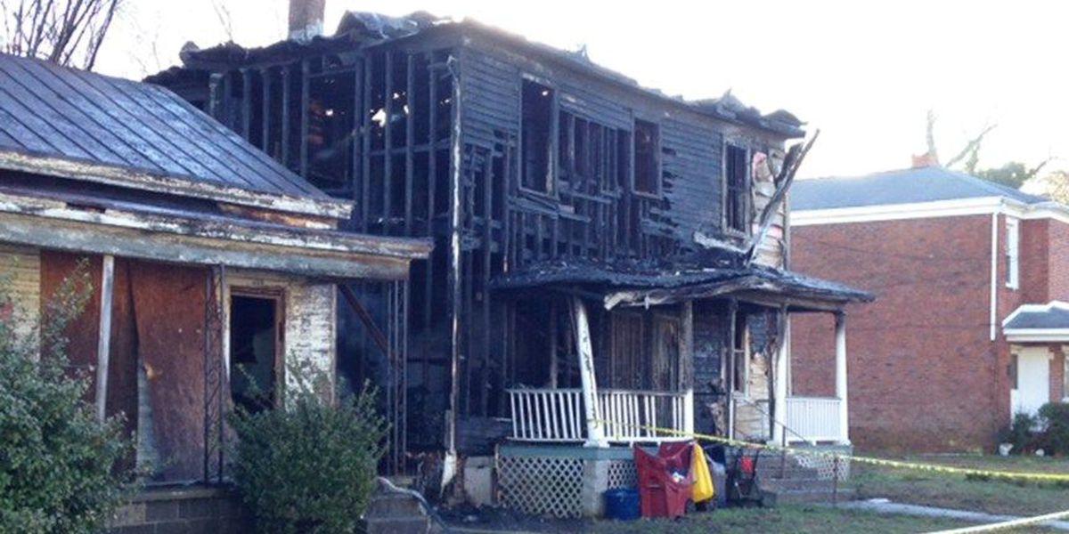 Neighbors: Homeless man died in Petersburg house fire