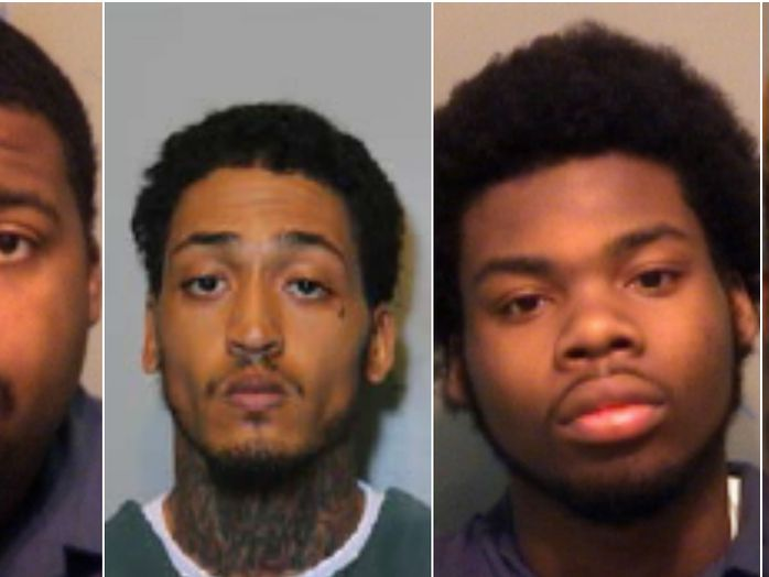 6 arrested following crime spree in Colonial Heights, Petersburg