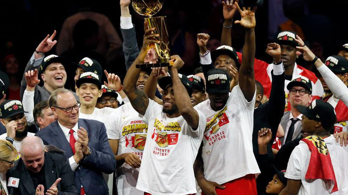 Reports of shots fired at parade for NBA champion Toronto Raptors