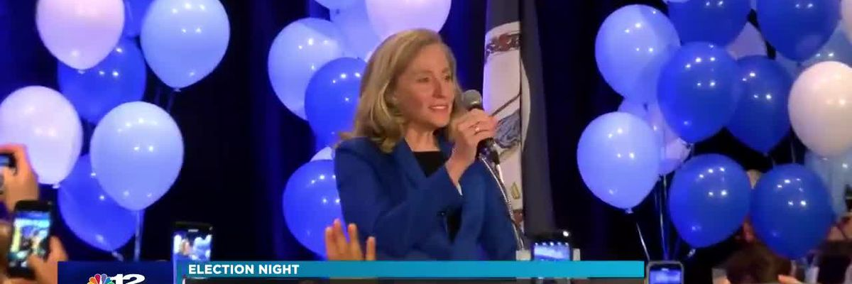 Spanberger claims victory in Virginia's 7th District