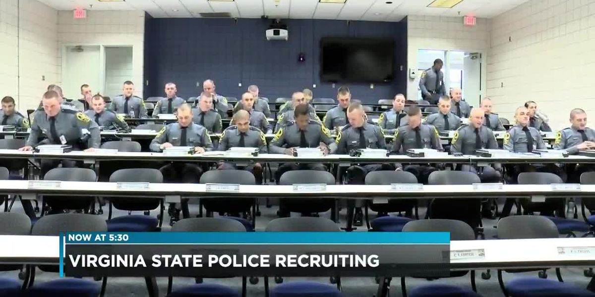 Virginia State Police looking to hire nearly 200 troopers