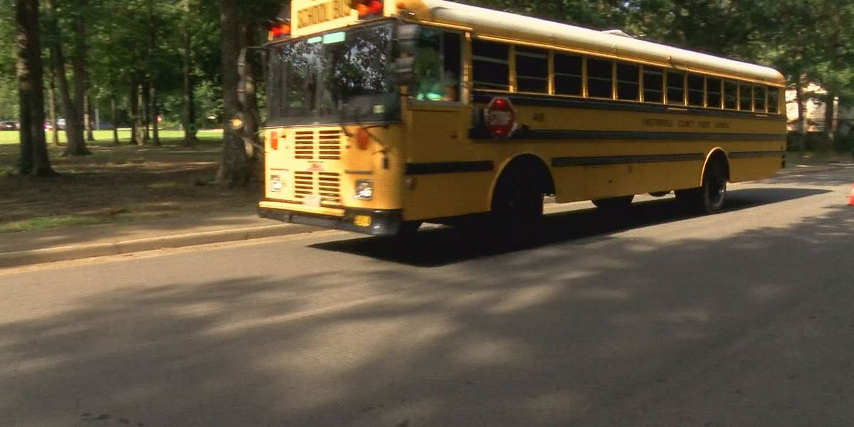 'Think outside the box for more drivers:' Retired bus driver encouraging changes in Chesterfield