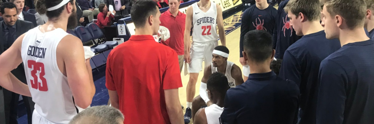 Spiders keep non-conference showdown with Kentucky