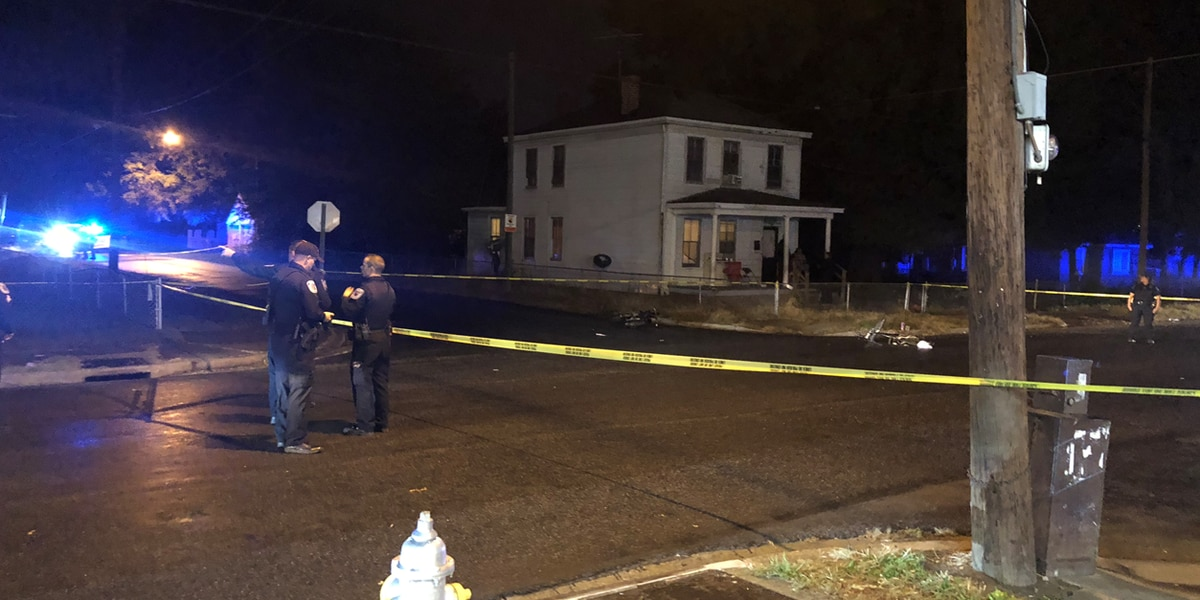 Man fighting for life following shooting near Hillside Court