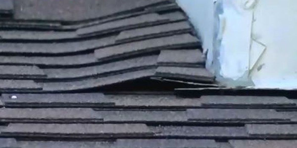 Man in need of a roof says company didn't think issues were a big deal