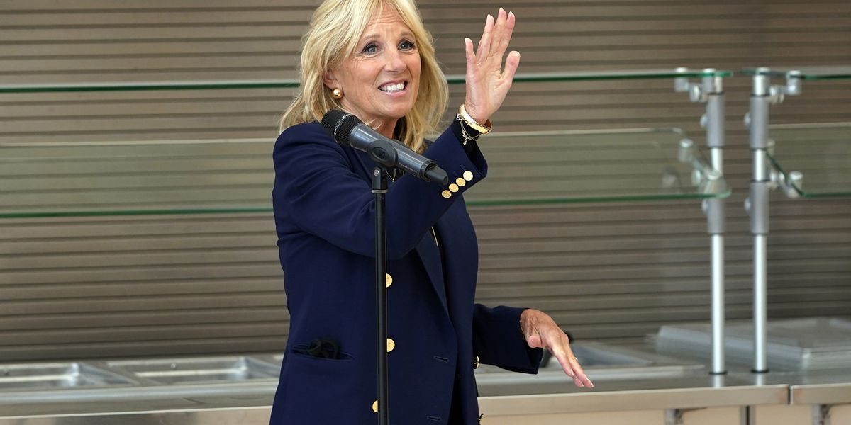 Jill Biden to participate in virtual early vote rally
