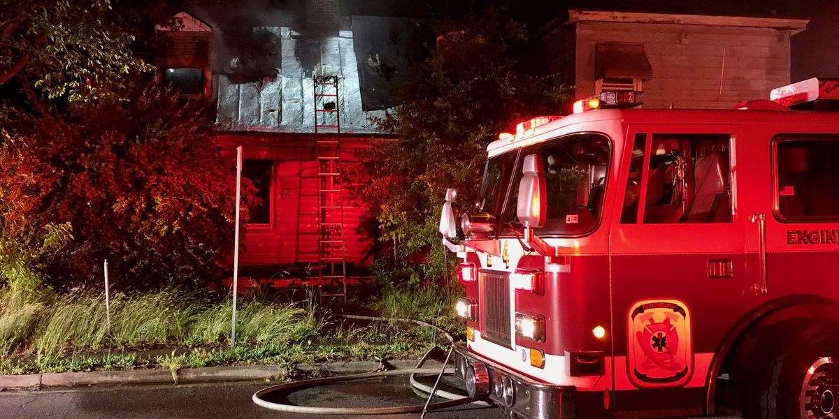 No injuries in overnight Petersburg house fire