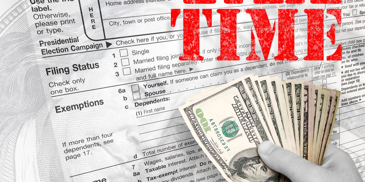 Tip: Find out now if you owe taxes this year
